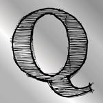 Q Metal Logo